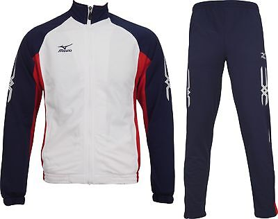 Mizuno Pro Team Mens Training Tracksuit - Navy