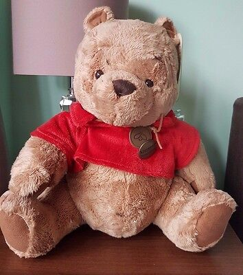 b5496fc85fa6 Winnie The Pooh teddy bear. Disney store Limited edition (4732 of 5000)