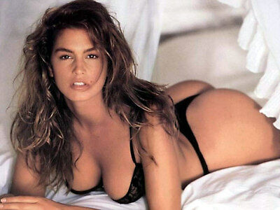 Cindy Crawford Voluptuous 8x10 Photo Picture Celebrity Print