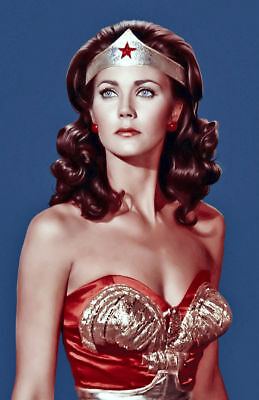 Lynda Carter Wonder Woman 8x10 Photo Picture Celebrity Print