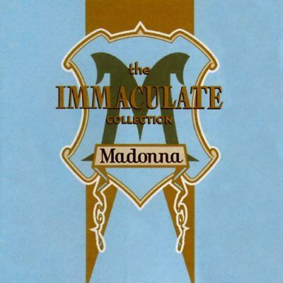 Madonna / The Immaculate Collection (Best of / Greatest Hits) *NEW* CD