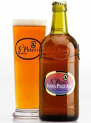 St Peters India Pale Ale 5.5% - 12x500ml