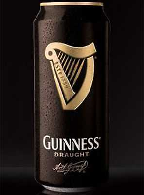 Guinness Draught Beer - 6x4x440ml