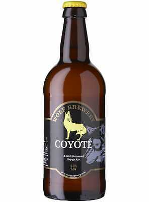Wolf Brewery Wolf Coyote 4.3% - 12x500ml