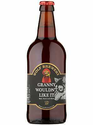 Wolf Brewery Granny Wouldn't Like It 4.8% - 12x500ml