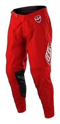Troy Lee Designs 2018 SE Pant Solo Red All Sizes