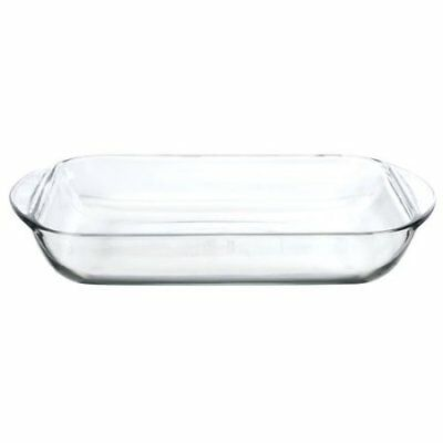 Anchor Hocking Company 4-Quart Clear Essentials Baking Di W