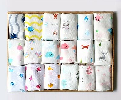 Buy1 Get 1 Free Organic Cotton Baby handkerchief -Super soft, Unbleached
