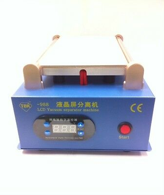 TBK-988 LCD Screen Separate Machine, built-in vacuum pump for Smart Cell Phone