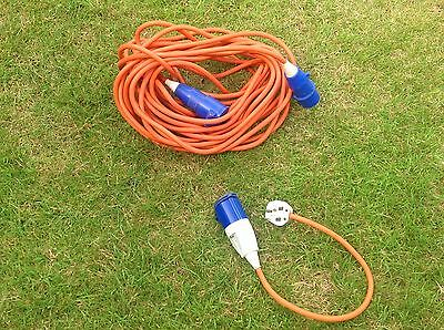 10 metre 230v caravan hook up extension mains cable lead Sign up for our newsletter find us on facebook power leads & fittings 230v power breaker for caravan & motorhome power leads 230v power standard power lead for caravans/motorhomes 10 metres standard power lead for tent camping power cord 15 metres tent camping power cord 15 metres.