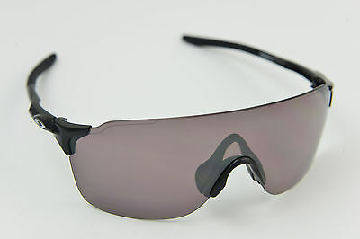 a5f5eceb31b Oakley EVZero OO9386-0638 Polished Black Prizm Daily Polarized Sunglasses