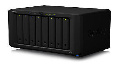 Synology DS1817+ (2GB) 48TB (8 x 6TB WD RED) 8 Bay NAS with 2GB RAM 24 Months Wa