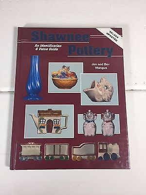 Shawnee Pottery Collectors Guide Hardcover, Reference Book 1994 Updated 1998