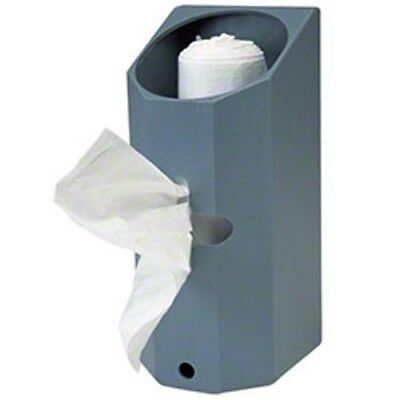 Commercial-Strength Trash Bag Dispenser Roll Holder -- No More Annoying Messes