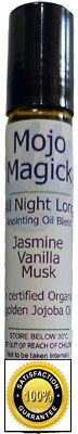 All Night Long Roll On Pulse Point Essential Oil ~ Relieve Inhibitions Inflame