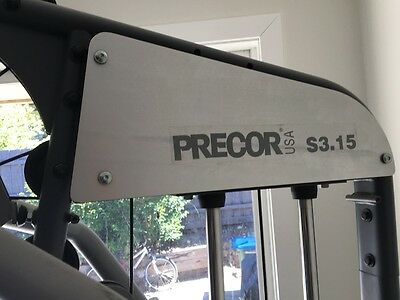 Precor S3.15 Strength Training Fitness Equipment