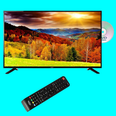 Xoro HTC 2448 CAMPING LED TV 24 Zoll ✔ USB PVR LCD DVB-T2 HD SAT DVD ✔12 & 230V