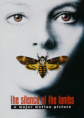 The Silence of the Lamb (1991) - A2 POSTER ***LATEST BUY 1 GET 1 FREE OFFER***