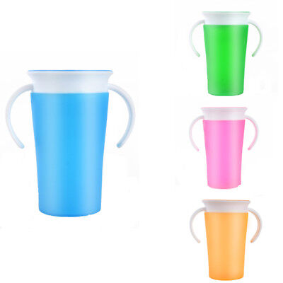 Munchkin Miracle Training Children Students 360 Degree Drink Prevent Leaking Cup