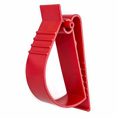 Utility Multipurpose Catcher Clip, Hard Hat Belt Hook Clip