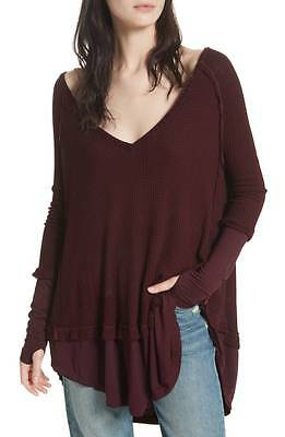NWT Free People Laguna thermal top NEW COLOR! Retail $68