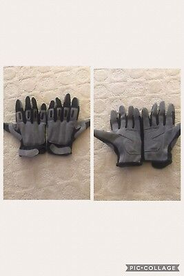 Sap Gloves (grey suede)