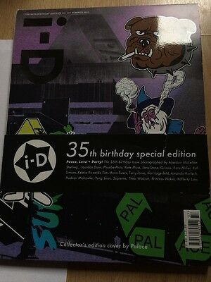 iD Magazine 35th Birthday Special Edition Palace Skateboards