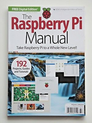 BDM's THE RASPBERRY Pi MANUAL - INDEPENDENT MANUAL SERIES - VOL 9  -  NEW