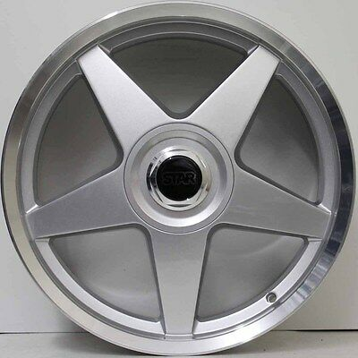 20 inch GENUINE STAR ALLOY WHEELS TO FIT COMMODORE INCLUDING HSV