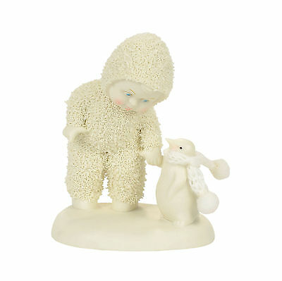 Dept 56 Snowbabies Classic Collection Take My Hand Penguin 4057878 NEW NIB