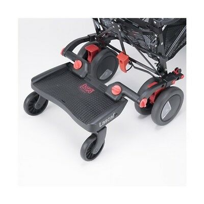 Lascal Buggy Board Mini 3D Universal Standing Board for Strollers Prams Jogger