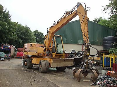 Case 688B With Scrap Grab