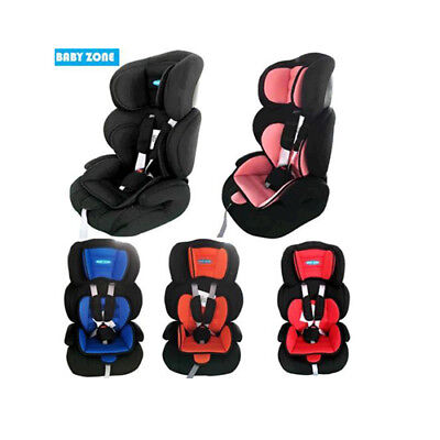 New Group 1/2/3 9-36 Kg 3In1 Child Baby Car Seat Safety Booster Great Colours