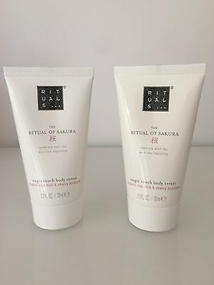 rituals touch of happiness body cream picclick uk. Black Bedroom Furniture Sets. Home Design Ideas