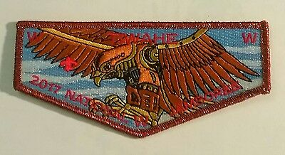 National Jamboree 2017 San Diego Imperial Council OA Tiwahe Lodge Flap