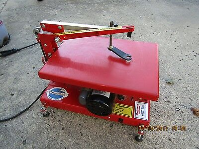 RBI Industries 212 scroll saw Nice From Estate sale