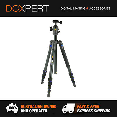 Vanguard VEO 2 235AB Aluminium Tripod with Ball Head (Blue/Black)