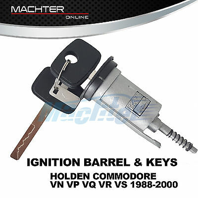 Ignition Barrel Lockable Keys Holden Commodore VG VN VP VR VS EVECUTIVE BERLINA