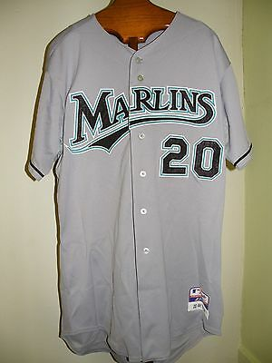2011 Game Used Autographed Jersey Logan Morrison