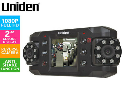 Uniden iGO 820 Dash Cam w/ Night Vision
