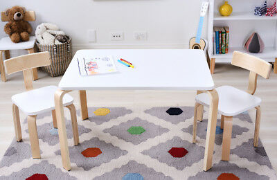 WHITE Clio Table Children Table