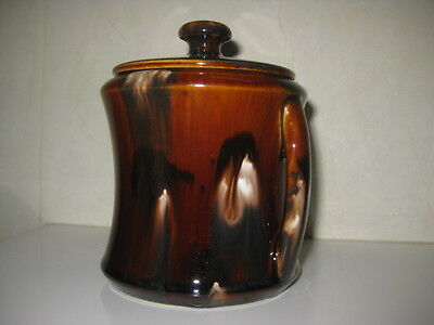 1930's Mashman Bros++Perfect++Two Handle Tobacco Jar  Model ++++++Mashman
