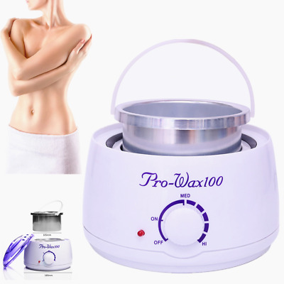 Wax Warmer Paraffin Pot Heater Beauty Equipment Salon Hair Removal Depilatory