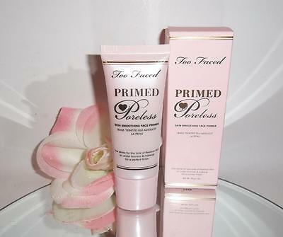 Too Faced Cosmetics Primed and Poreless, 28g , New, Free Shipping