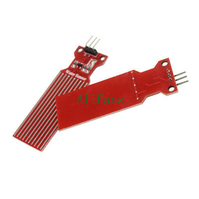 2PCS Rain Water sensor water Level Sensor module Depth of Detection for Arduino