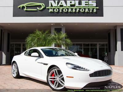 2012 Aston Martin Other Base Coupe 2-Door 2012 Aston Martin Virage Automatic 2-Door Coupe