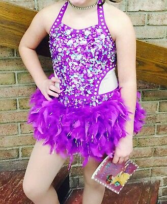 Semi-Custom Dance Costume Girls Child large