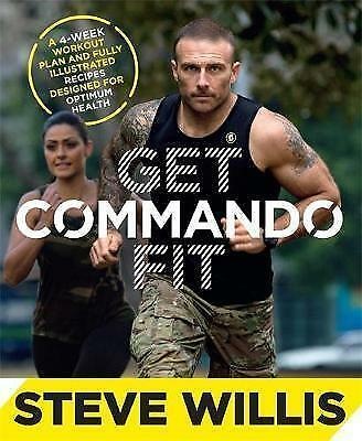 Get Commando Fit by Steve Willis (Paperback, 2015) New