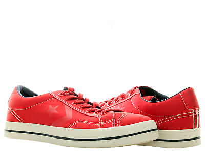 Converse Cons Star Player First Sting OX Red Low Top Sneakers 129442C 0f11971c1
