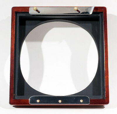 """1 ADAPTER 6""""x 6""""SC for Kodak East.2D 8x10 for use 5.5x5.5"""" SINAR BOARDS of Maple"""
